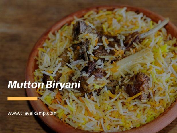 Mutton Biryani