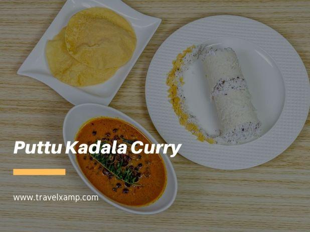Puttu Kadala Curry
