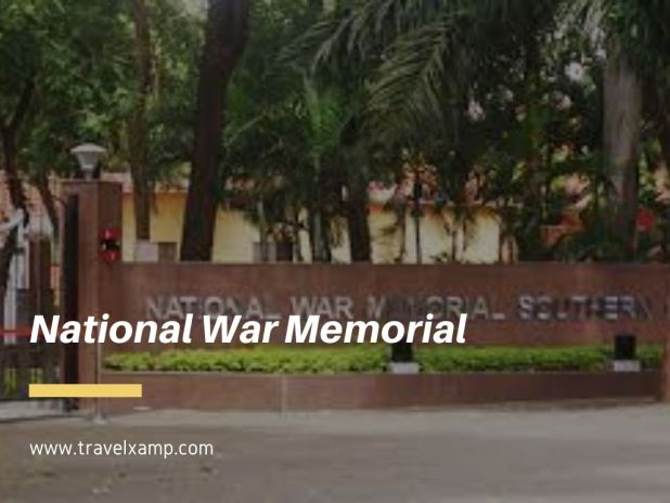 National War Memorial, Southern Command