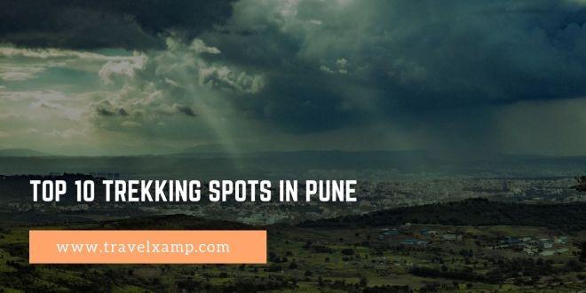 Top 10 Trekking Spots in Pune