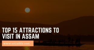 Top 15 Attractions to visit in Assam