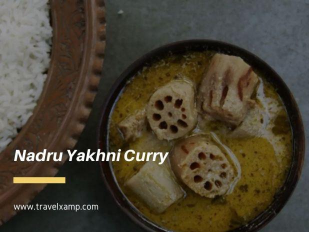 Nadru Yakhni Curry