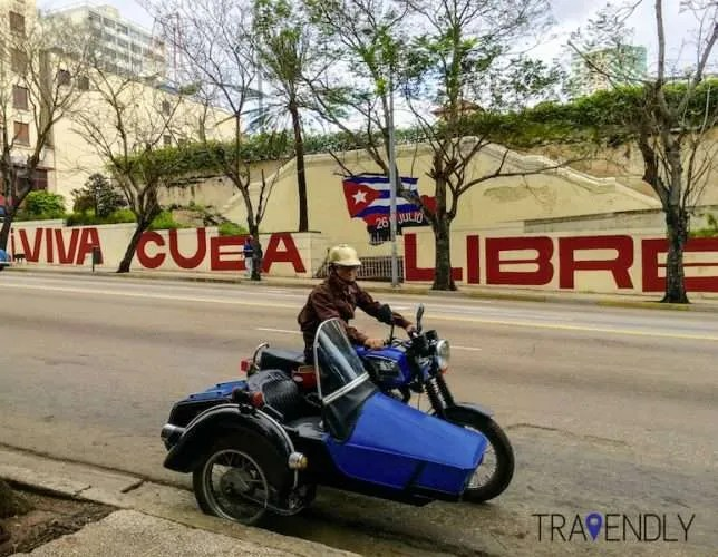 Viva Cuba Libre Havana Cuba