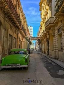 Each street has a story in Cuba
