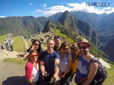 Obligatory Machu Picchu selfie