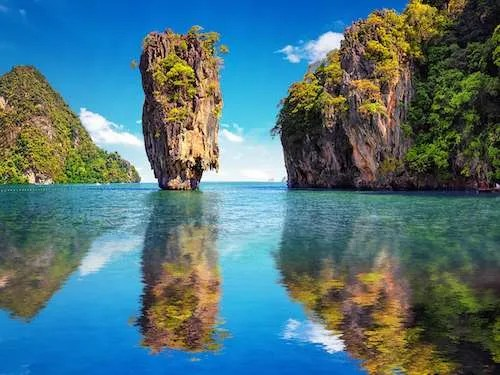 James Bond Island Phi Phi Thailand group tour