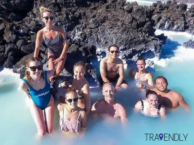 Blue Lagoon relaxation Iceland