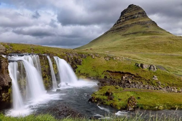 Kirkujfell mountain Iceland Game of Thrones location