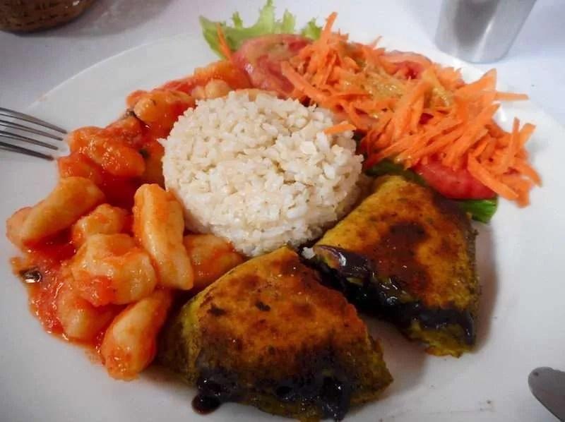 Govinda Lila restaurant Cusco