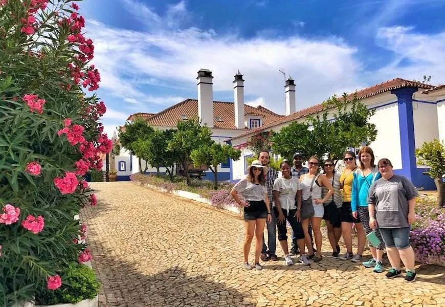 Beautiful wine estate Alentejo Portugal