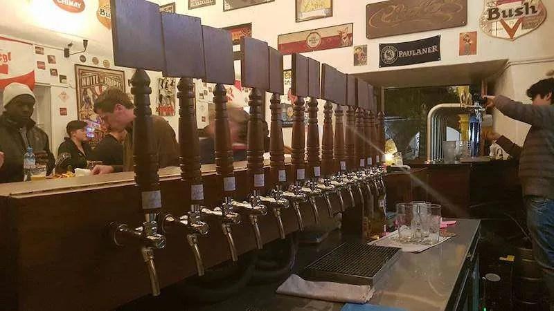 Cholos Craft Beer Cusco