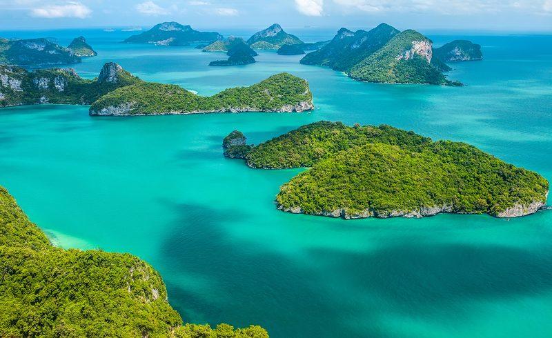 Ko Samui Thailand group vacation summer
