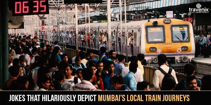Jokes That Show What Traveling In Mumbai S Local Train Is Like