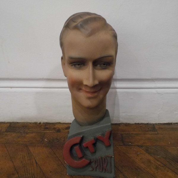 Art Deco Mannequin