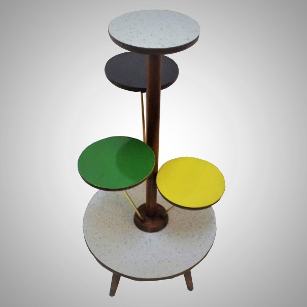 MIdcentury Plant Stand by Ilse of Denmark circa 1950