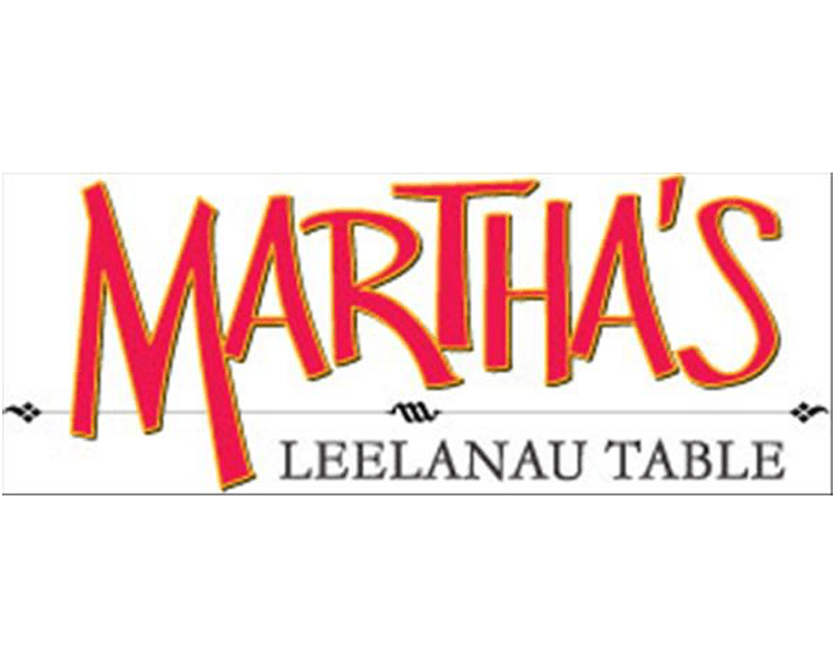 Martha's Leelanau Table
