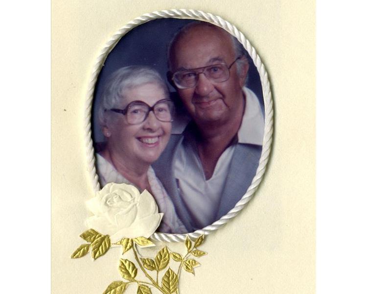 In Loving Memory of Henry & Ilse Adler by their Children, Grandchildren and Great Grandchildren