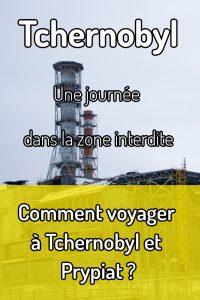 Pinterest - Comment voyager à Tchernobyl et Prypiat