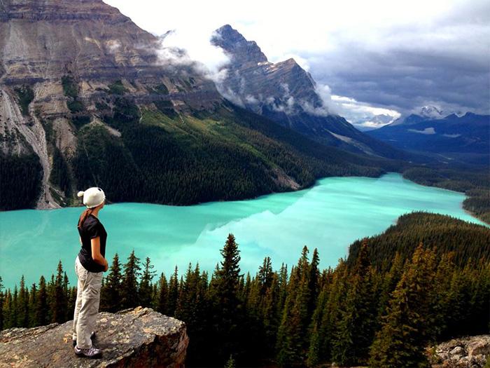 CAM c'est elle - Youtubeuse expatriée au Québec
