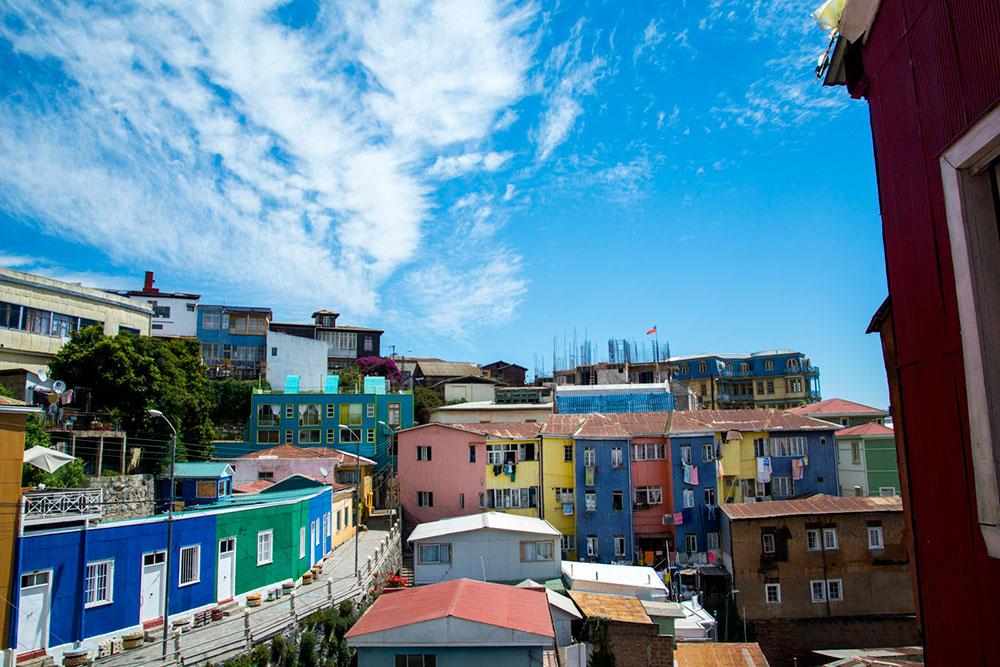 Du Monde au Tournant - Valparaiso - 8 blogueurs voyageurs belges