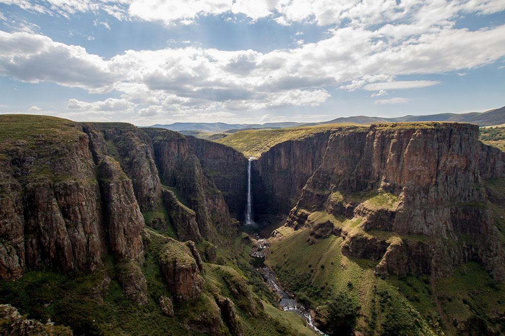 Partis pour - Lesotho - 8 blogueurs voyageurs belges