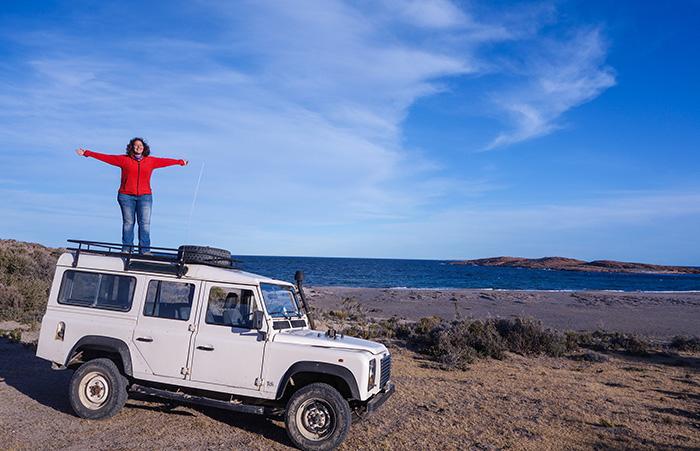 Lucie de voyages et vagabondages - voyager en solo au féminin