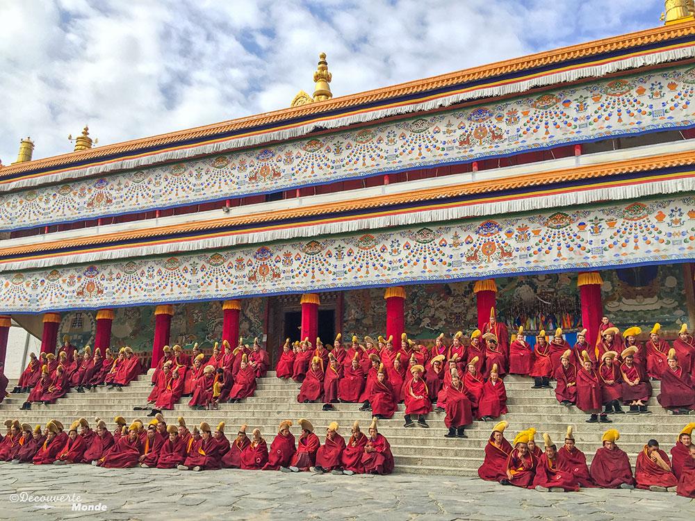 Découverte monde - Xiahe Chine - 8 blogueurs voyageurs québécois