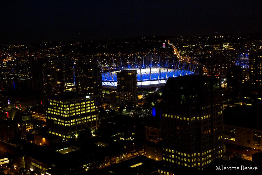 Tour de Vancouver - LookOut
