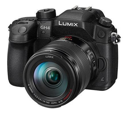 Panasonic Lumix DMC-GH4 - Hybride