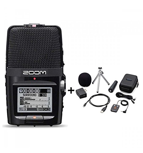 Zoom H2N + Kit d'accessoires APH-2N