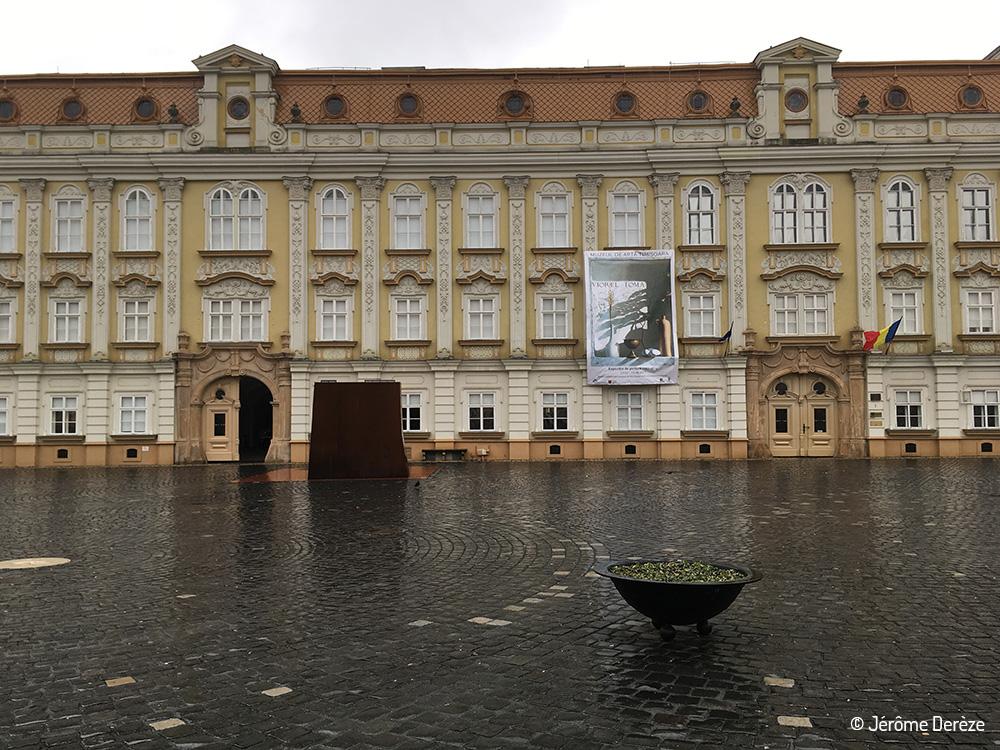 5 lieux à visiter à Timisoara - Musée d'art