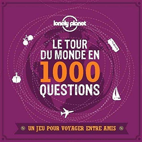 Jeu de société - Le tour du monde en 1000 questions