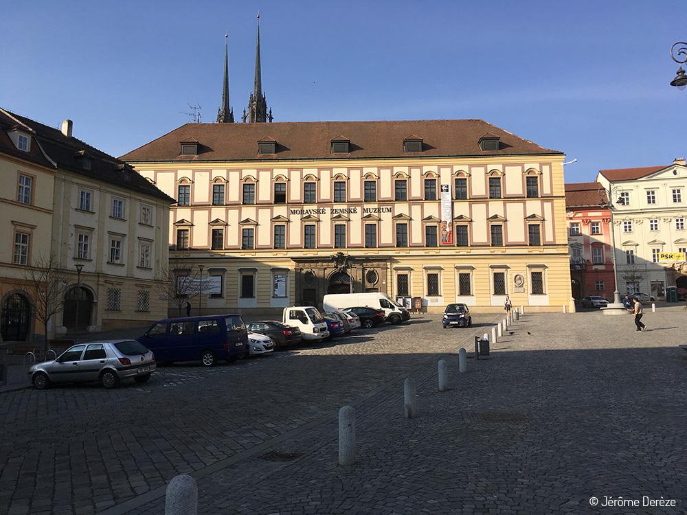 Musée de la Moravie à Brno