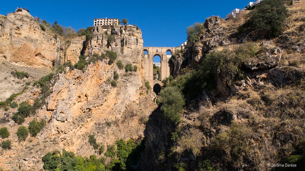 Apprendre l'espagnol - Pont de Ronda