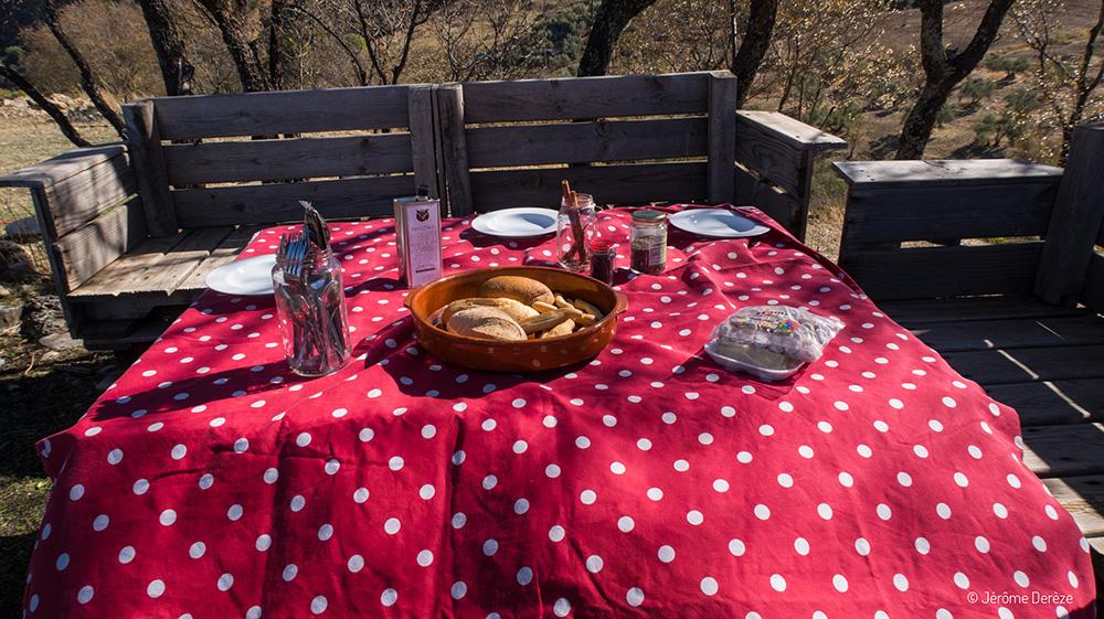 Apprendre l'espagnol - Préparer une paella dans un vignoble