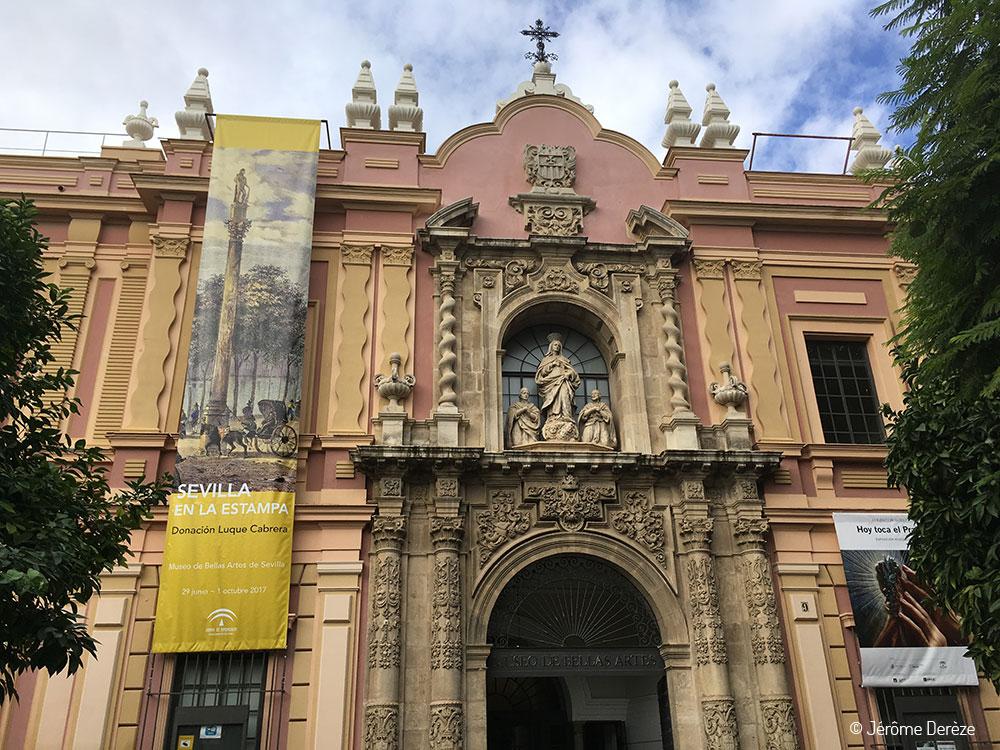 Musées gratuits à visiter à Séville - Musée des Beaux-Arts