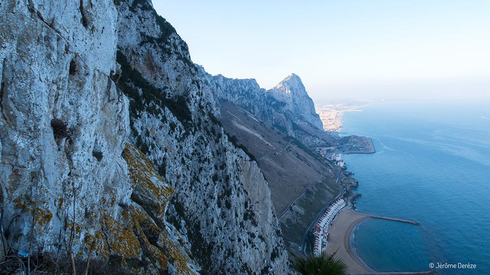 Visiter Gibraltar - Randonner sur la «Mediterranean Steps»