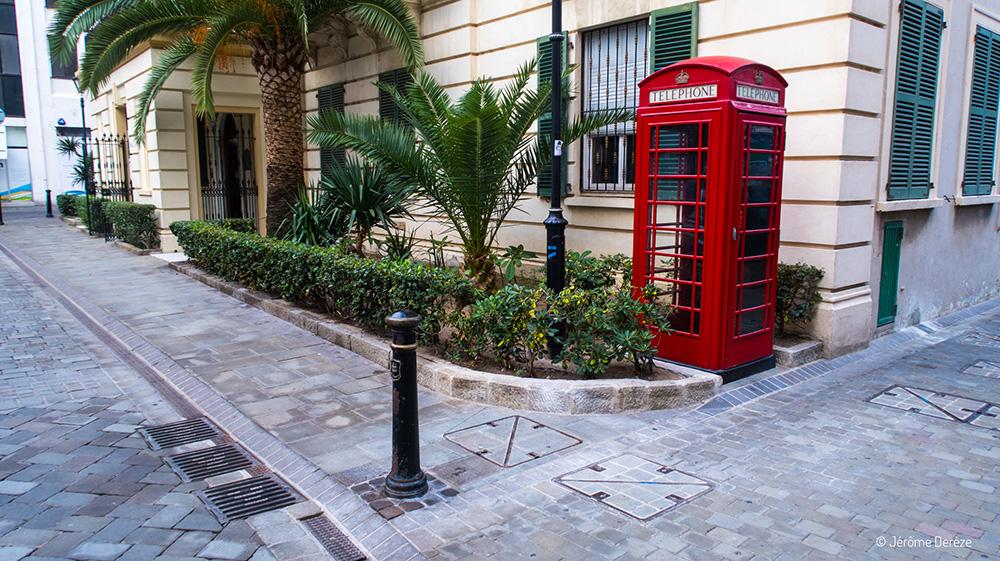 Visiter Gibraltar - Main Street