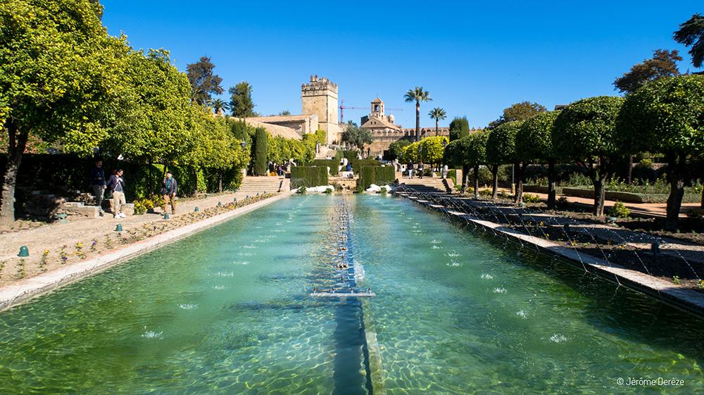 Lieux à visiter à Cordoue - Alcázar De Los Reyes Cristianos - Alcazar de Cordoue
