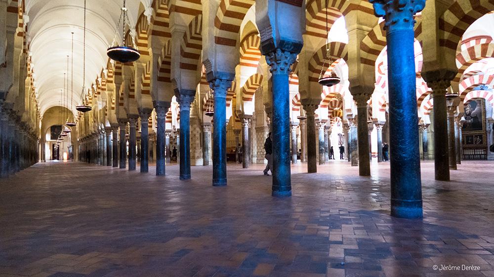 Lieux à visiter à Cordoue - Cathédrale de Cordoue