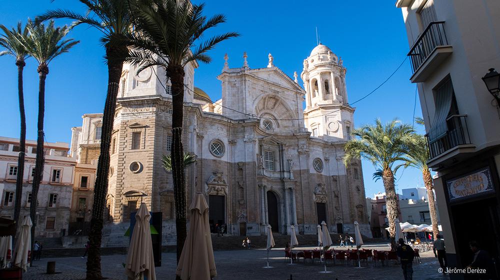 Lieux à visiter à Cadix - Cathédrale de Cadix