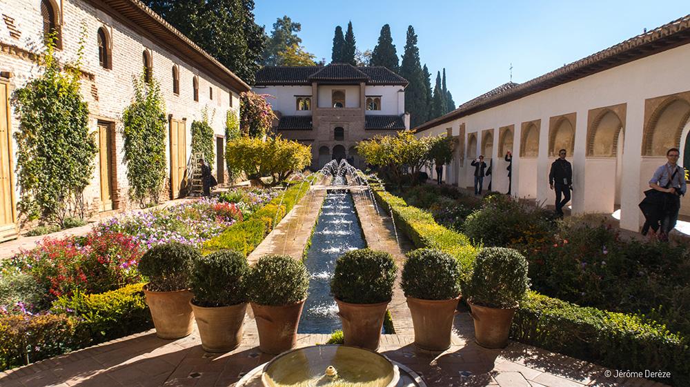 Visiter Grenade - Visiter Alhambra - Les lieux à visiter à Grenade