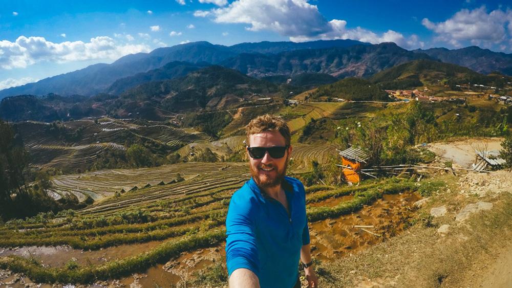 Interview Michael Pinatton - Un voyage solo à durée indéterminée