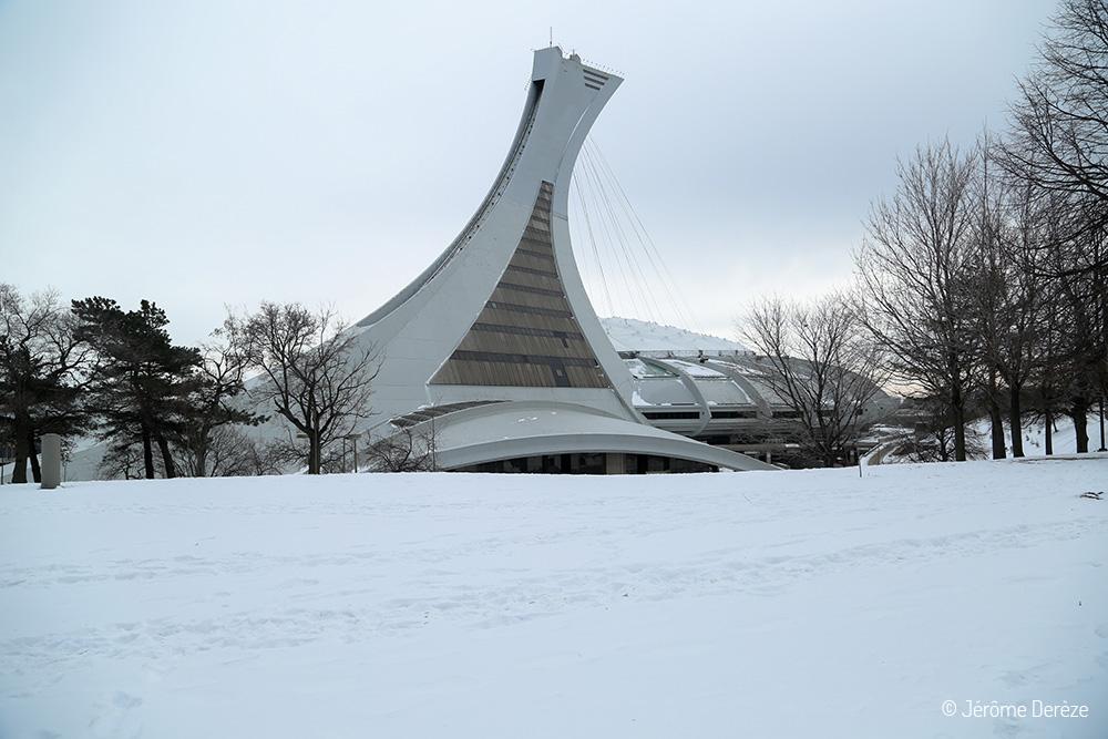 Lieux à visiter à Montréal - Visiter Parc Olympique