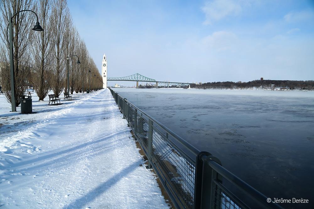 Lieux à visiter à Montréal - Visiter Vieux-Port de Montréal