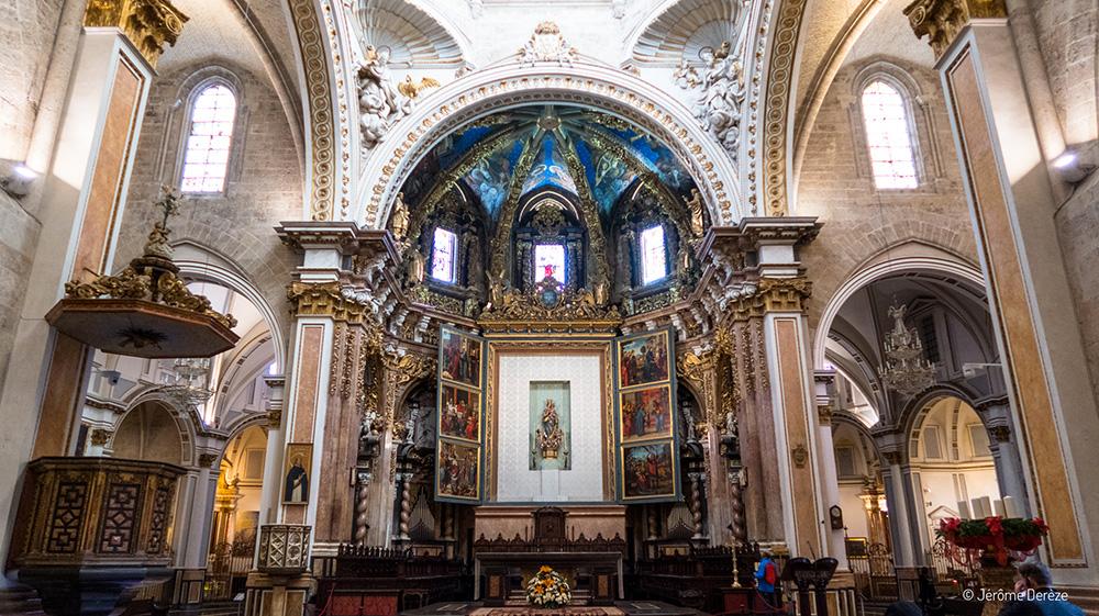 Quoi faire à Valence ? Visiter la cathédrale de Valence