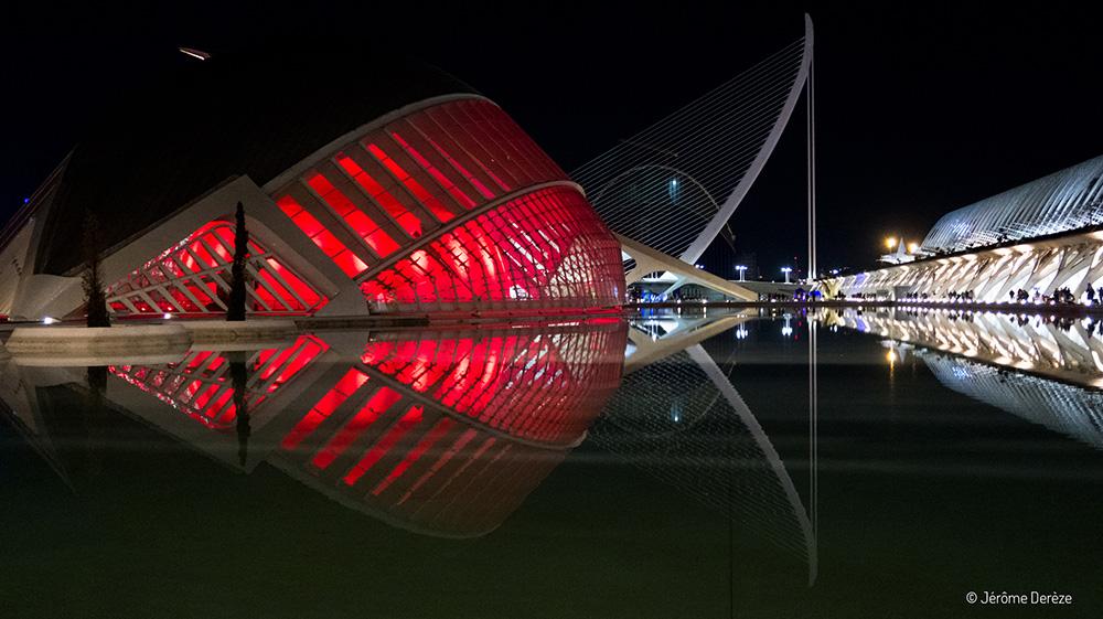 Quoi faire à Valence ? Visiter la Cité des Arts et des Sciences