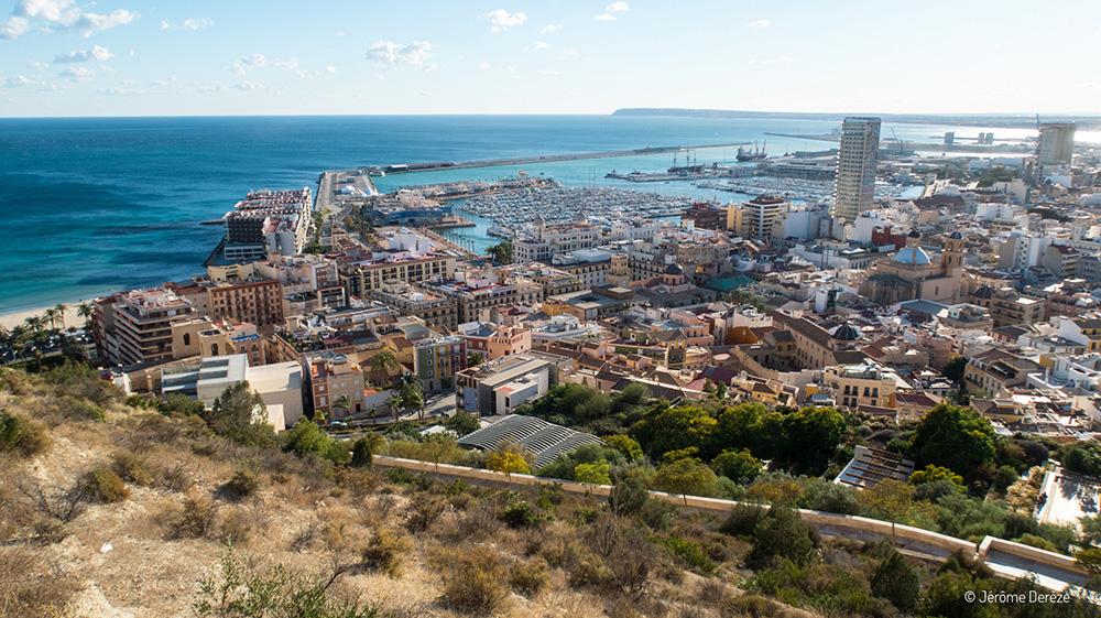 Voyager en solo en Espagne - Visiter Alicante en Valence