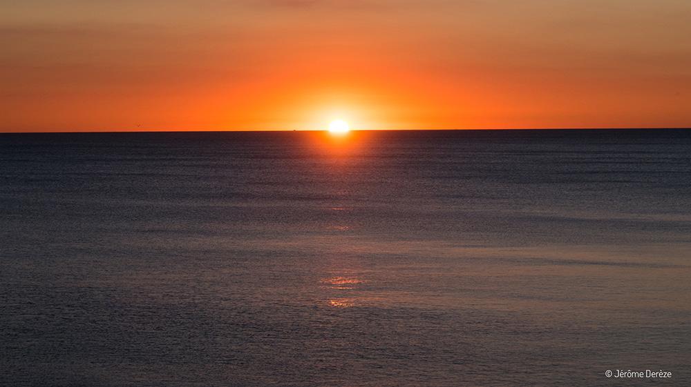 Voyager en solo en Espagne - Voir le coucher de soleil à Cadix en Andalousie