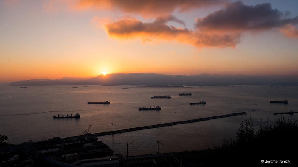 Voyager en solo en Espagne - Visiter Gibraltar